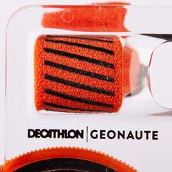 Duimkompas rechts voor oriëntatielopen Racer 500 oranje