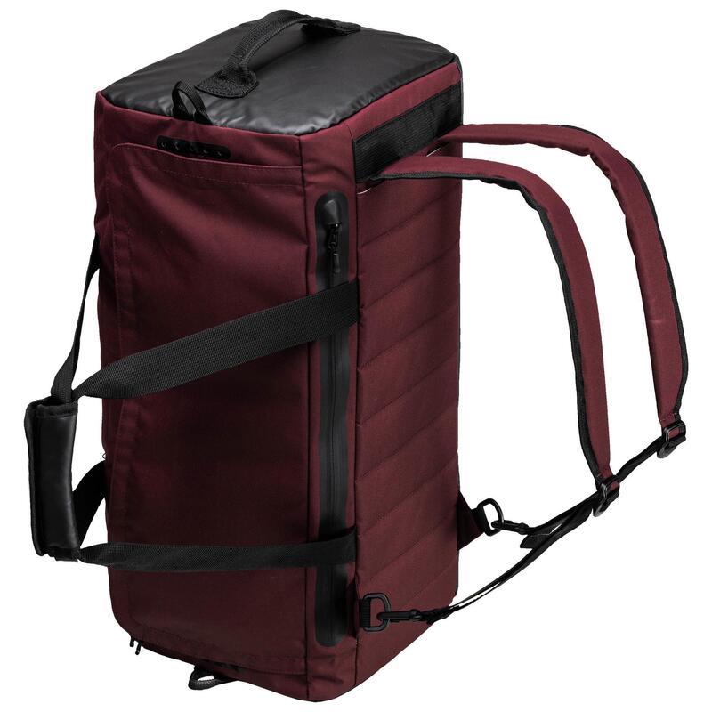 Fitness Bag 40L LikeaLocker - Burgundy