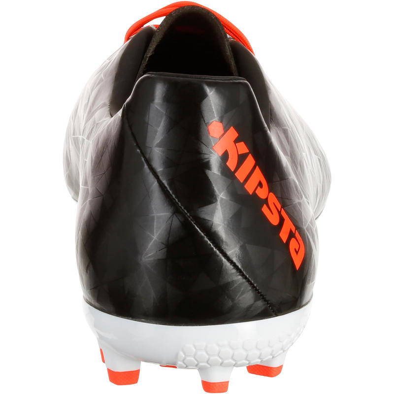 CLR 700 Pro AG Adult Dry Pitch Football Boot - Black/Orange