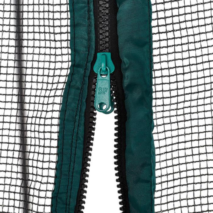 Producto Reacondicionado Trampolín Cama Elástica Domyos 240cm hasta 130kg Verde
