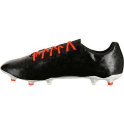 Voetbalschoenen CLR 700 Pro FG, volwassenen, zwart/oranje - 162965