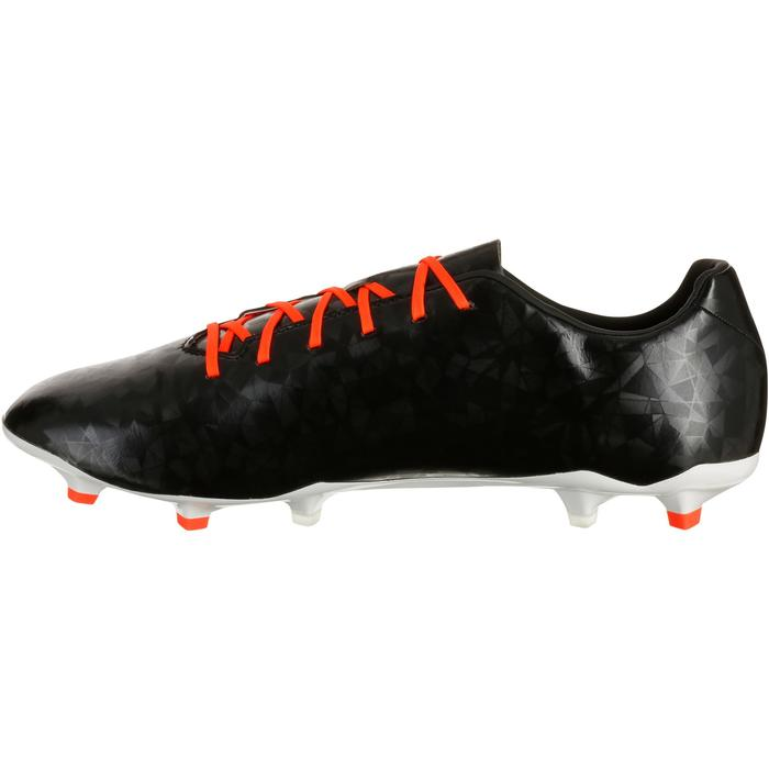 Chaussure de football adulte terrains secs CLR900 FG orange bleue - 162965