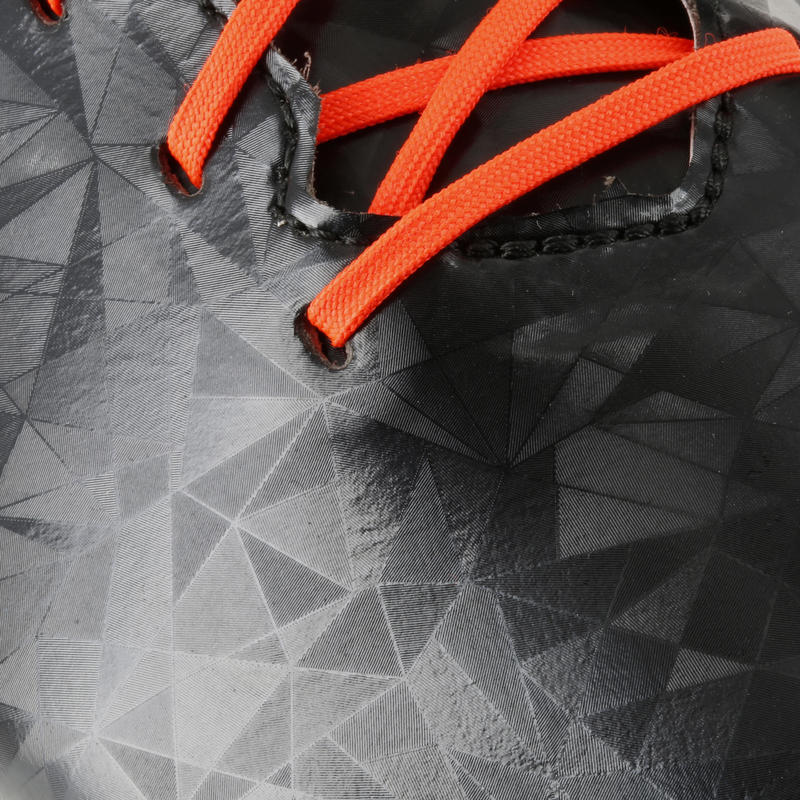 CLR 700 Pro AG Adult Dry Pitch Football Boot - Black/Orange