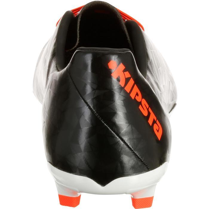 Chaussure de football adulte terrains secs CLR900 FG orange bleue - 162968