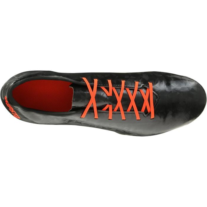 Chaussure de football adulte terrains secs CLR900 FG orange bleue - 162970