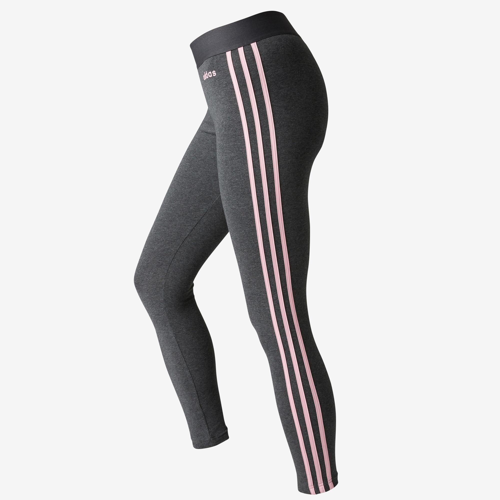 f11091b5a7a 3s Grijsroze 500 Pilates Adidas Legging Gym Lichte Dames wHAxq5OT