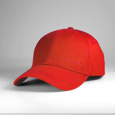Adult Golf Cap - Coral Red