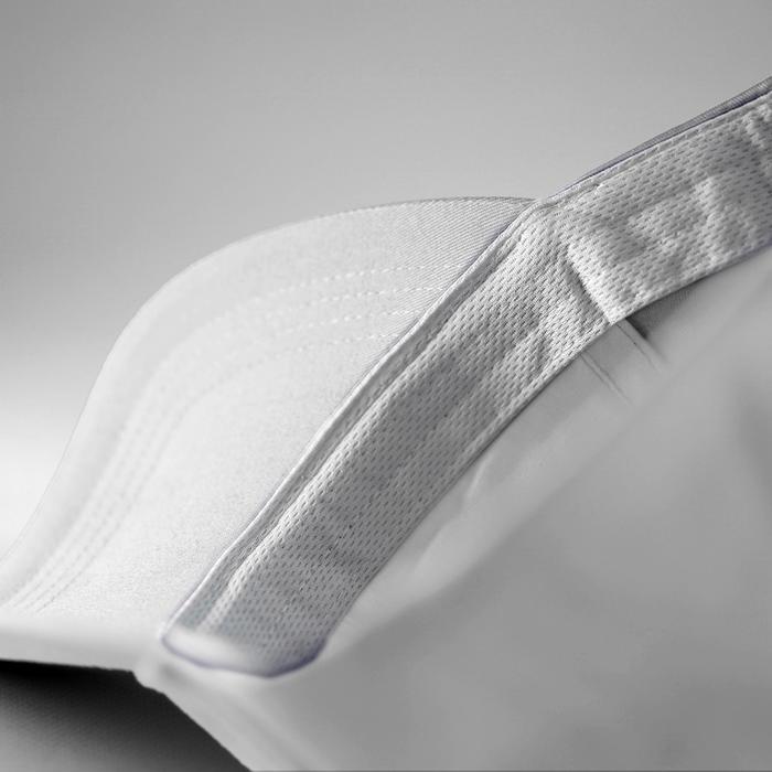 成人款遮陽帽-白色