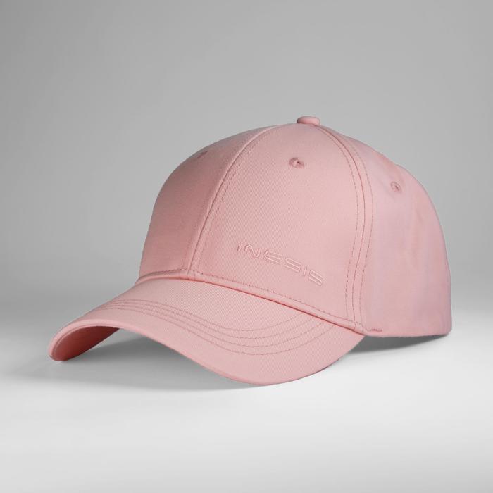 成人款溫和氣候高爾夫球帽-淺粉色