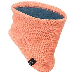 Schlauchschal Sailing 100 warm winddicht Erwachsene orange
