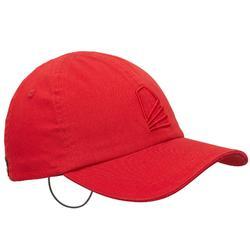Gorra de vela SAILING 100 Adulto Rojo