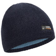 Temno modra topla jadralna kapa 100 za odrasle