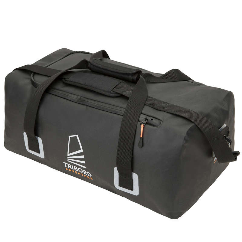 SAILOR BAG Bags - SAILING 40L Sailing Bag Black TRIBORD - Bags