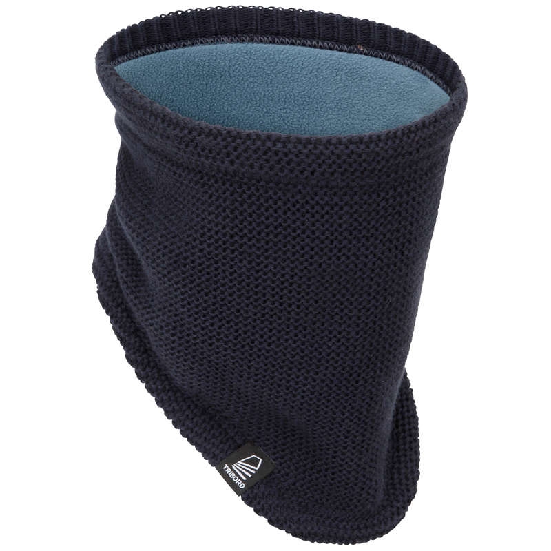 SAILOR ACCESSORIES Dinghy Sailing - Sailing Neck Warmer 100 - Navy TRIBORD - Dinghy Sailing