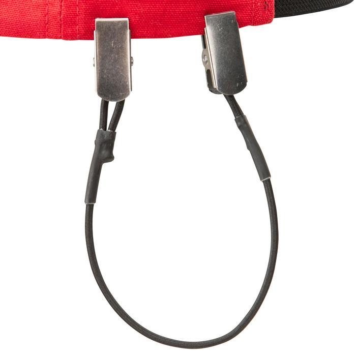 Pet voor volwassenen, voor zeilen Sailing 100 rood