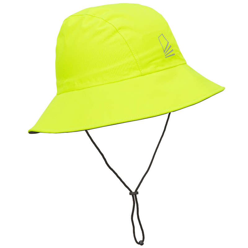 SAILOR ACCESSORIES Dinghy Sailing - SAILING 500 Hat - Yellow TRIBORD - Dinghy Sailing