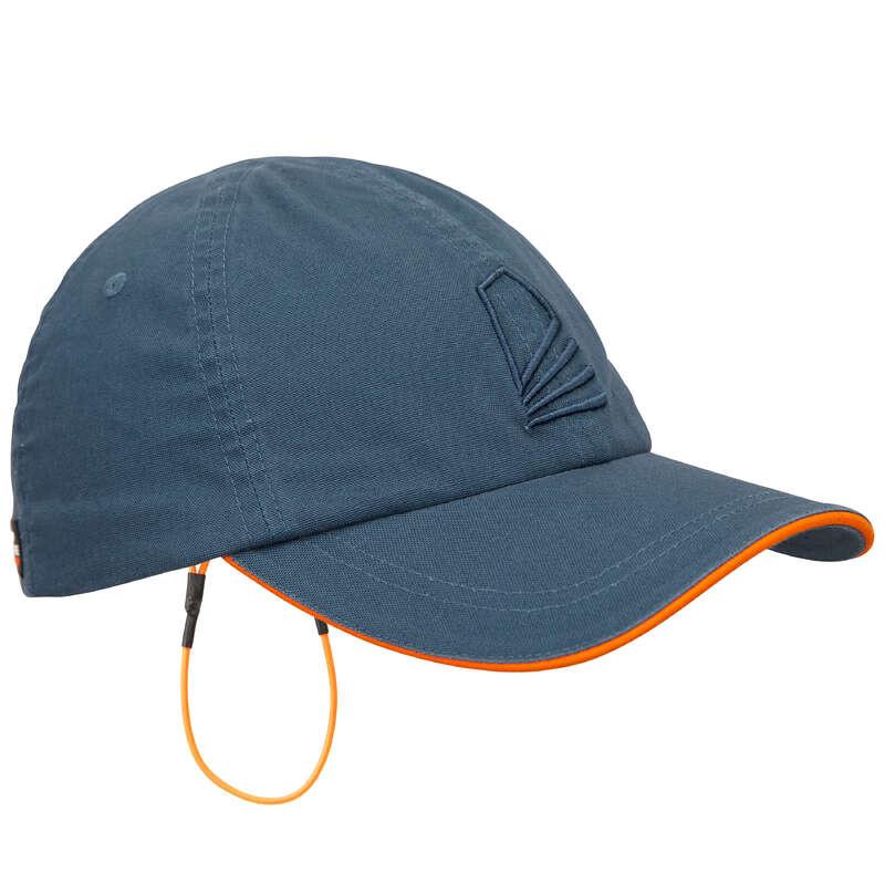 Перчатки, шапки, сумки Женская летняя одежда - Кепка SAILING 100 для взр. TRIBORD - Женская летняя одежда