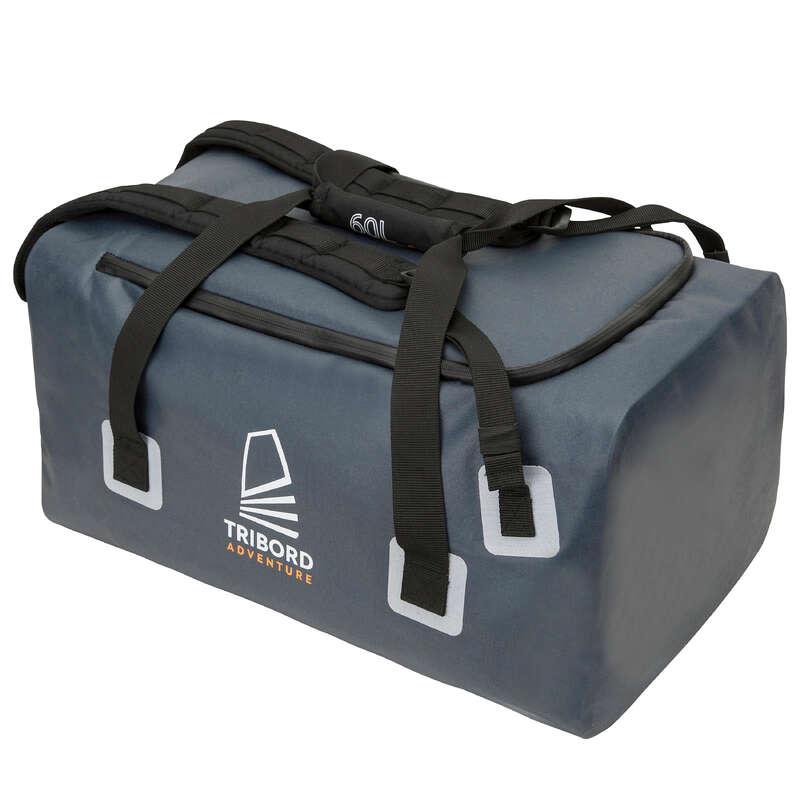 Vitorlás táskák Vitorlázás, hajózás, dingi - Vitorlástáska Sailing, 60 l TRIBORD - Sportok