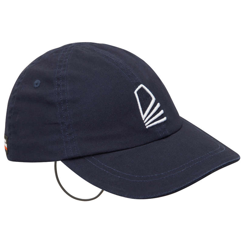 Перчатки, шапки, сумки Каякинг, SUP-бординг - Кепка Sailing 100 дет. TRIBORD - Каякинг, SUP-бординг