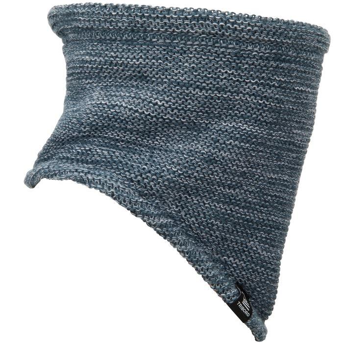 Adult sailing neck warmer SAILING 100 - Mottled grey
