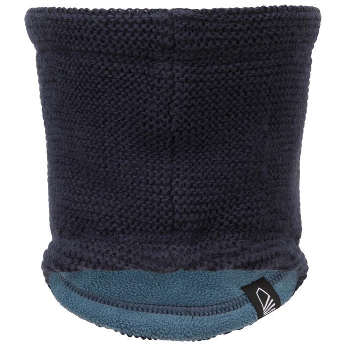 成人款保暖脖圍SAILING 100-軍藍色