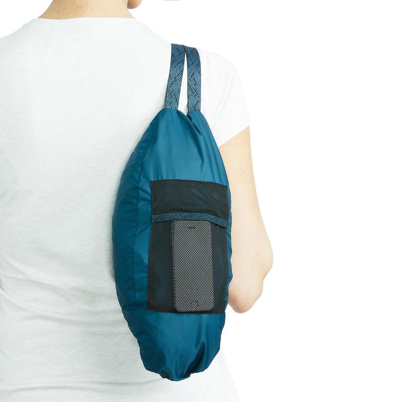 Women's Country walking waterproof jacket – NH500 Imper