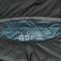 Manteau de randonnée imperméableNH500 – Femmes