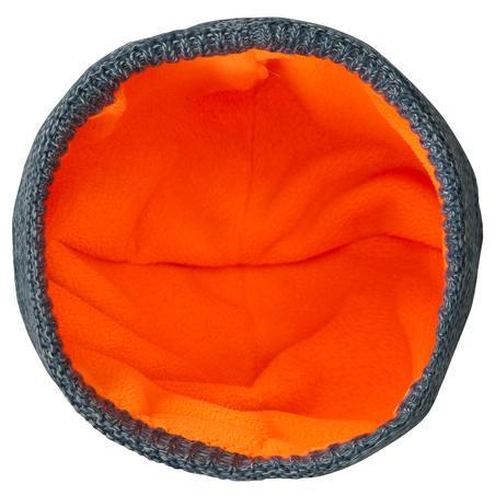 Bonnet chaud coupe vent voile adulte SAILING 100 Gris chiné