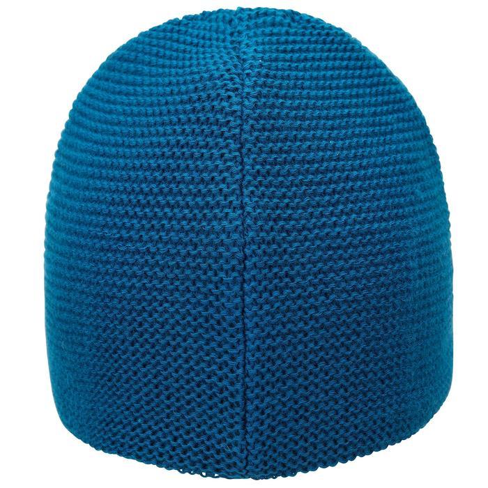 Bonnet chaud coupe vent voile enfant SAILING 100 Bleu