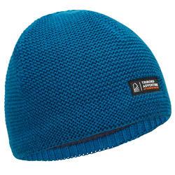成人款保暖防水航海毛帽SAILING 100-藍色