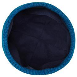 Bonnet chaud voile SAILING 100 Enfant Bleu