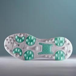 Golfschoenen dames Grip Dry wit