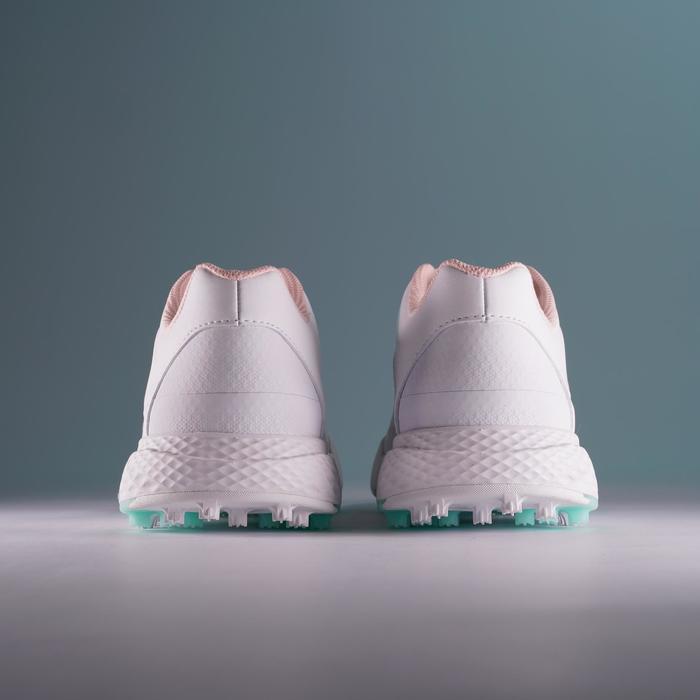 Golfschuhe Grip Dry Damen weiß