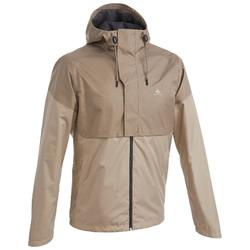 Waterproof jacket for country walks - Women's - Rain jacket NH500