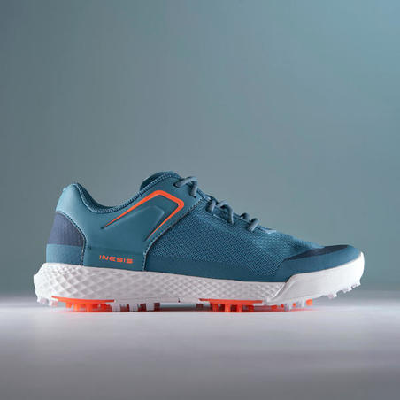 LADIES GRIP SUMMER GOLF SHOES TURQUOISE