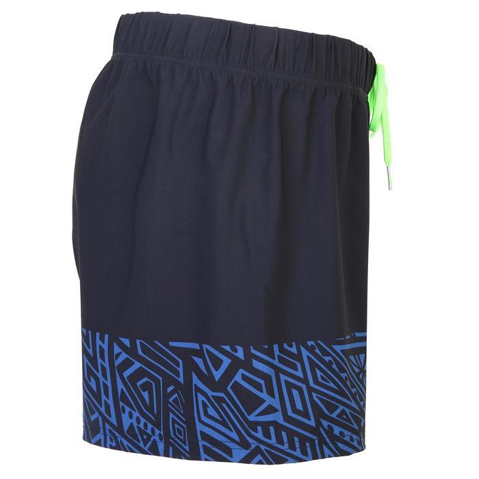 男款游泳短褲ASYM MAO 100