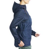 Veste imperméable de randonnée nature - NH500 Imper - Femmes