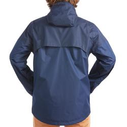 Veste imperméable NH500 marine homme