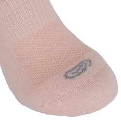 Laufsocken Komfort invisible rosa 2 Paar