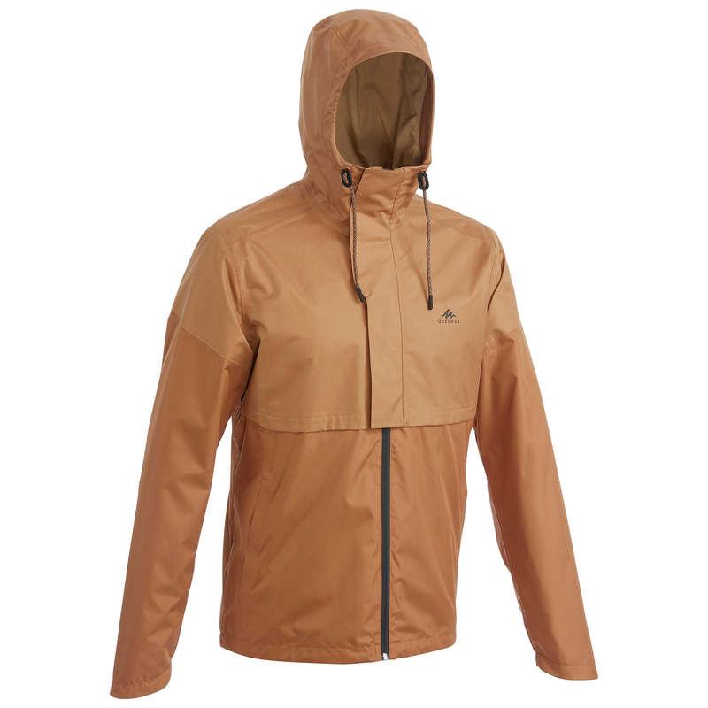 Férfi természetjárás es#kabát Túrázás - Férfi kabát NH500 QUECHUA - Férfi túraruházat