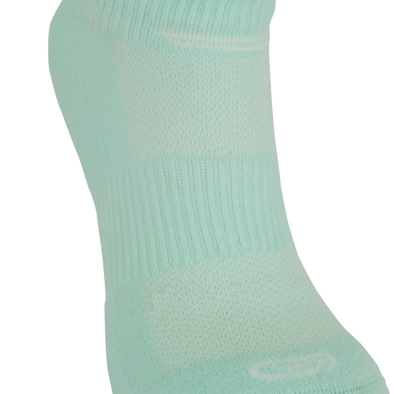 RUNNING INVISIBLE COMFORT SOCKS 2-Pack - MINT