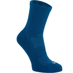 MID-HEIGHT COMFORT RUNNING SOCKS 2-pack - BLUE