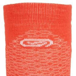 Laufsocken High warm Kiprun rosa