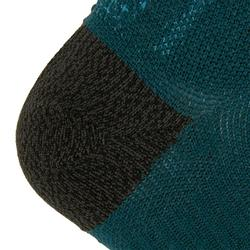 Hardloopsokken dun Kiprun turquoise
