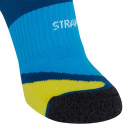 KIPRUN STRAP THICK SOCKS BLUE