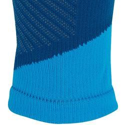 Beinlinge Kompression Laufsport Kiprun blau
