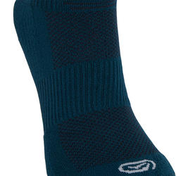 INVISIBLE COMFORT RUNNING SOCKS 2-pack - PETROL BLUE
