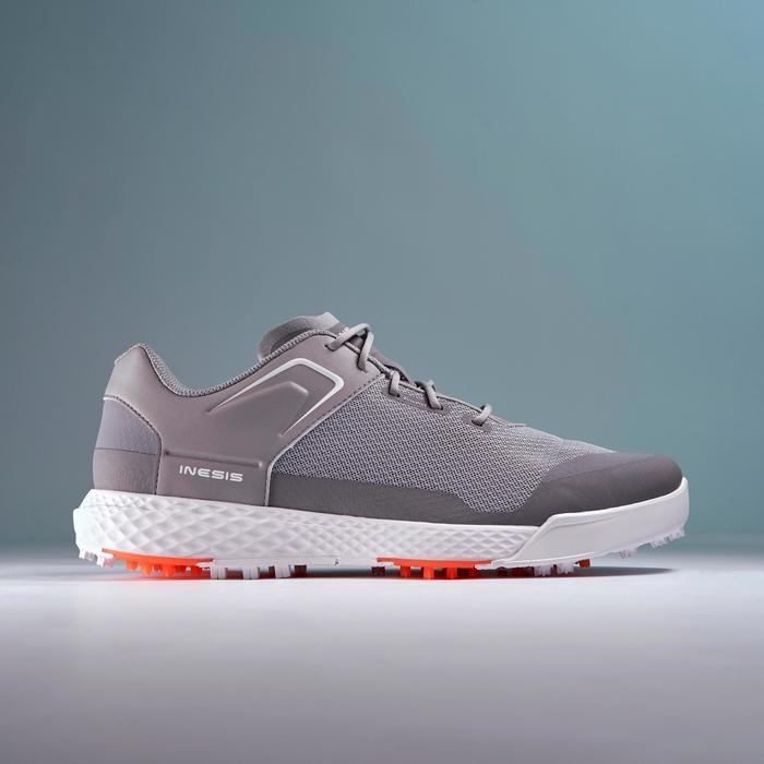 MEN'S GRIP SUMMER GOLF SHOES GREY