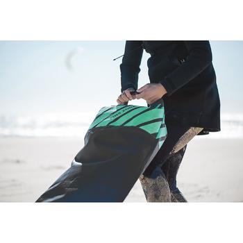 Boardbag Twintip Daily Universalgröße grün