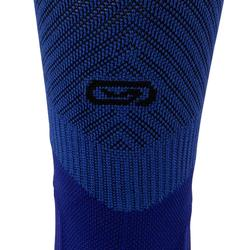 Laufsocken Kompression Kiprun blau